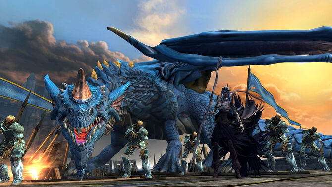SGGAMINGINFO » Dungeons & Dragons Neverwinter beta preview