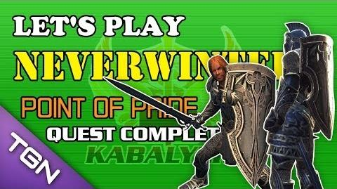Let's Play Neverwinter - Point Of Pride