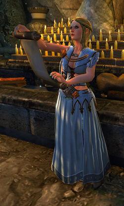 Aralynn the Pious