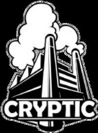 Cryptic studios logo large
