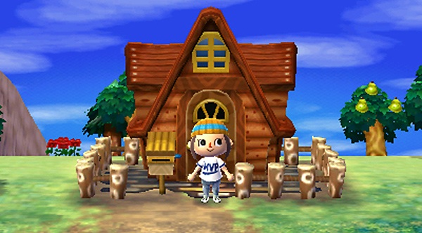 House Animal Crossing New Leaf Wiki Fandom Powered By Wikia