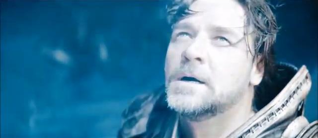 Zod Son of Jor el Jor-el Watches His Son Leave