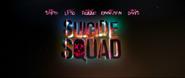 Suicide Squad Logo New Color