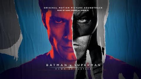 OFFICIAL - The Red Capes Are Coming - Batman v Superman Soundtrack - Hans Zimmer & Junkie XL