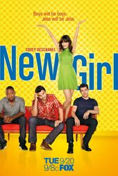New girl xlg