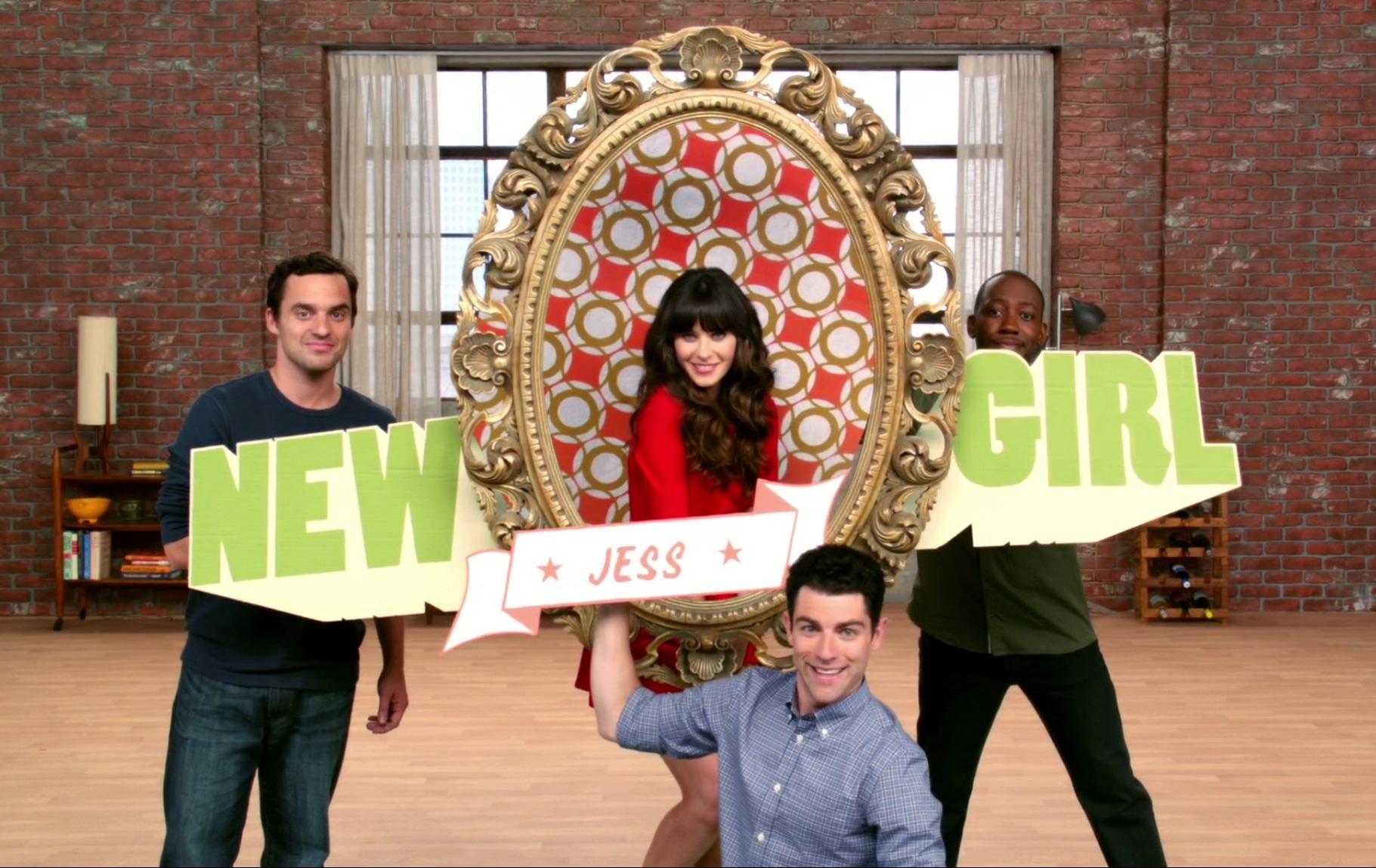 Image result for NEW GIRL LOGO