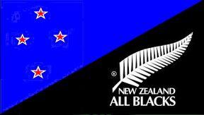 New Zealand All Blacks Flag - Heath Woodcock