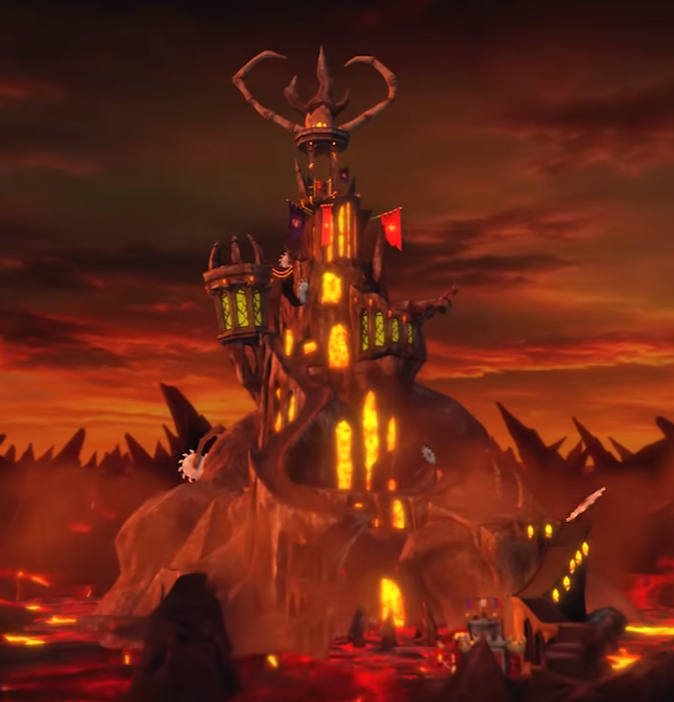 Volcano Lair Nexo Knights Wikia Fandom Powered By Wikia