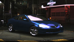 Acura RSX Type-S | Need for Speed Wiki | Fandom powered by ...