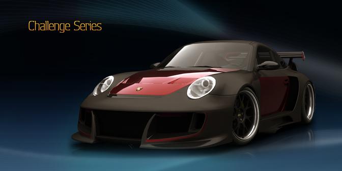 image porsche 911 gt2 rose need for. Black Bedroom Furniture Sets. Home Design Ideas