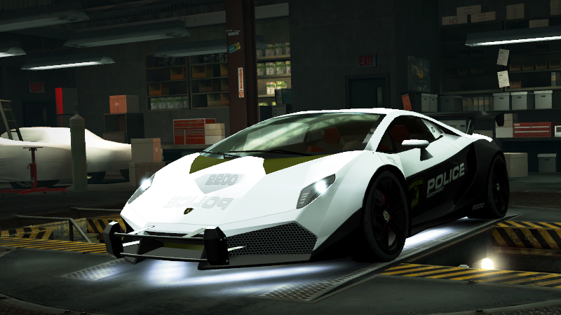 Maisto Need For Speed Lamborghini Sesto Elemento Diecast Vehicle 124