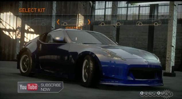 Need For Speed The Run Body Kits Need For Speed Wiki