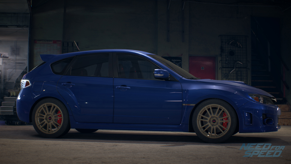 Subaru Impreza Wrx Sti 2011 Need For Speed Wiki
