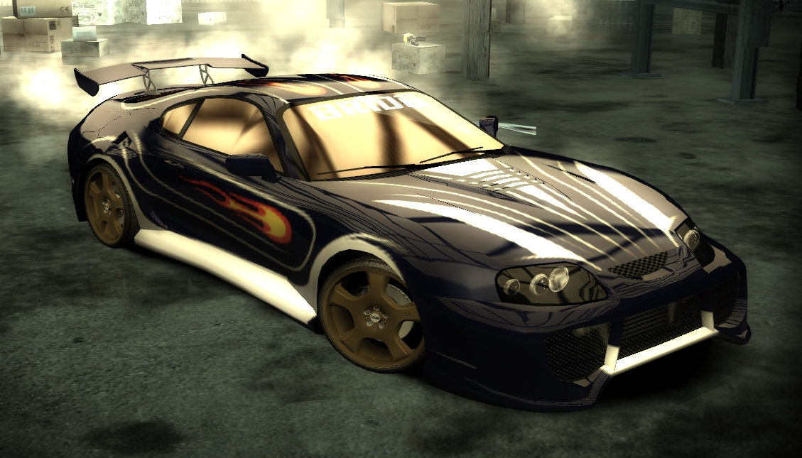 Wallpaper Toyota Supra Sports Car Need For Speed: Image - MostWanted ToyotaSupraVic.jpg