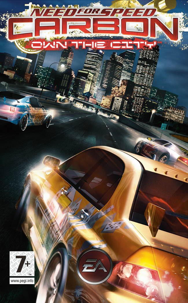 Need For Speed Carbon Own The City Need For Speed Wiki