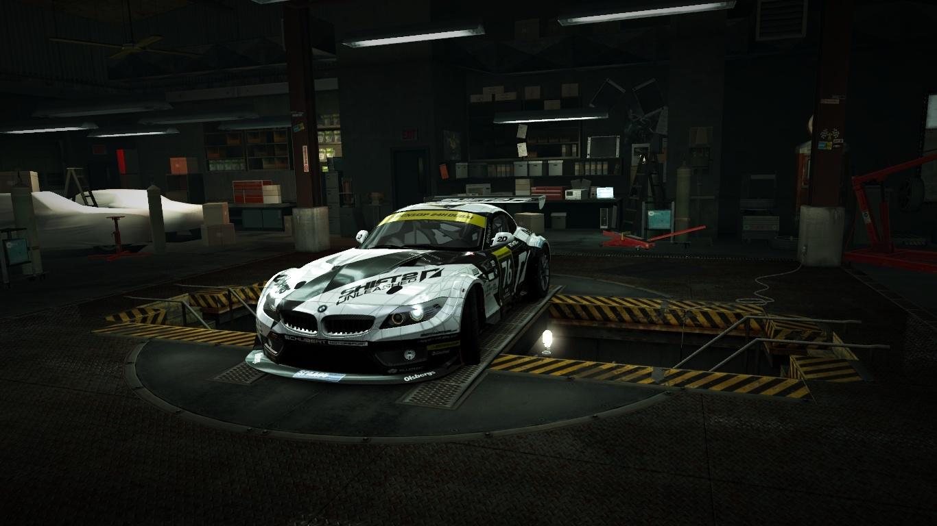 Image Garage Bmw Z4 Gt3 Team Need For Speed Jpg Nfs World Wiki Fandom Powered By Wikia