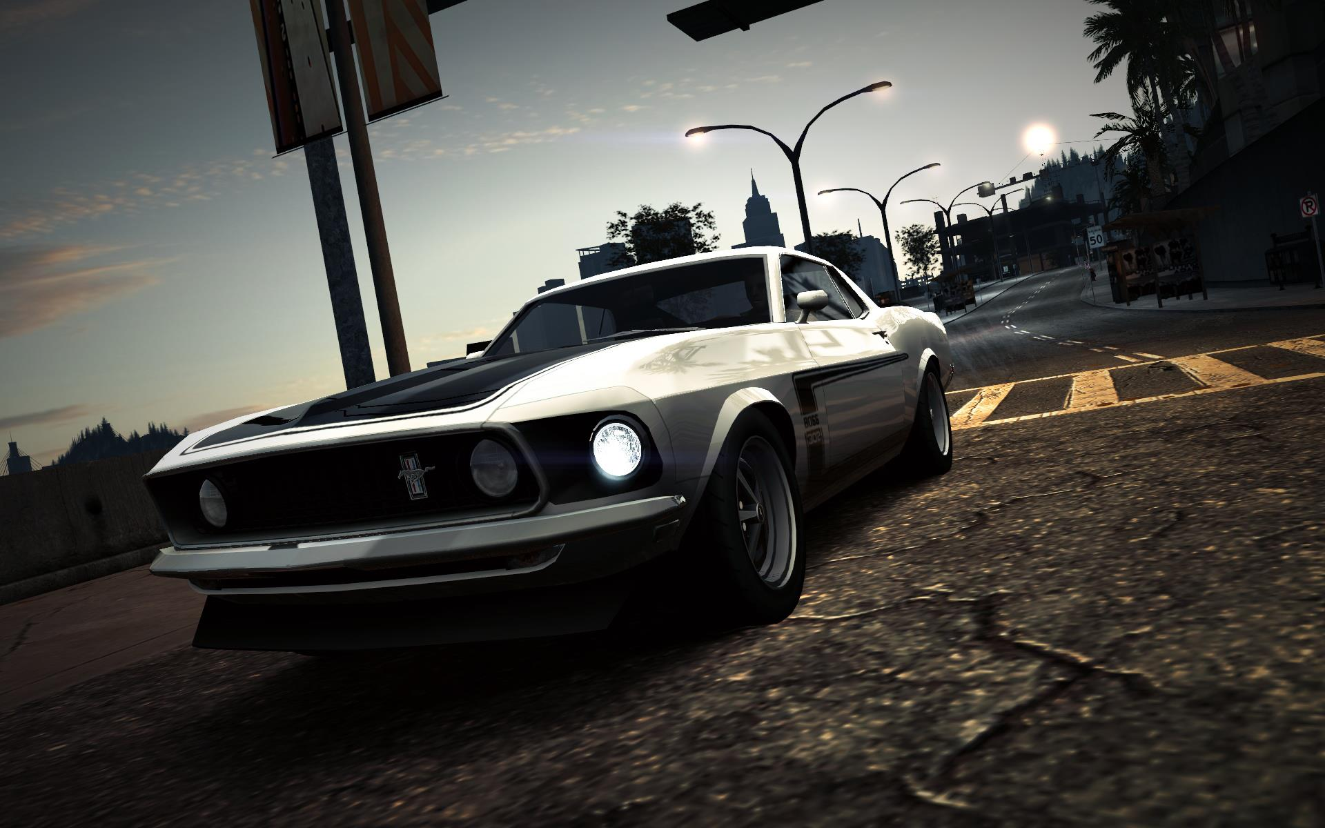 Mustang Boss 302 Returns - Pursuitist