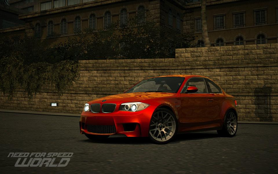 BMW 1 Series M Coupe NFS World Wiki