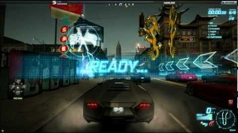 Need for Speed World Lunar Circuit-0