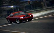 CarRelease Dodge Challenger Concept Orange 2