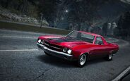 CarRelease Chevrolet El Camino SS Red 4