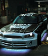 AMSection Dodge Charger SRT-8 Super Bee Blue Juggernaut