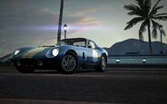 CarRelease Shelby Cobra Daytona Coupe Blue 4