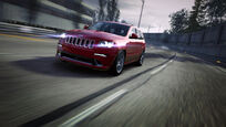 CarRelease Jeep Grand Cherokee SRT Red 4