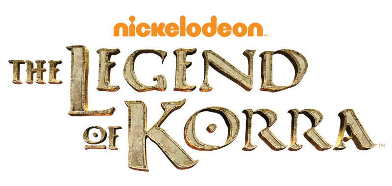 File:The Legend of Korra logo.png