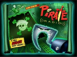 Danny Phantom Pirate Radio