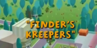 Finder's Kreepers