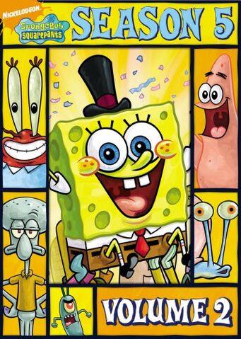 File:Spongebob-Squarepants-Season-5-Volume-2.jpg