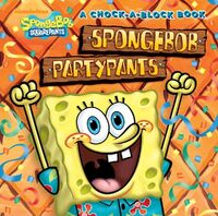 SpongeBob PartyPants Book