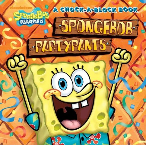 File:SpongeBob PartyPants Book.jpg