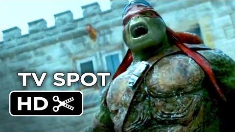 Teenage Mutant Ninja Turtles TV SPOT - Ridiculous (2014) - Will Arnett Movie HD