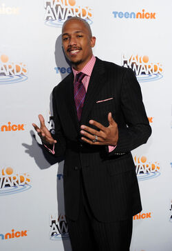 Nick Cannon TeenNick Chairman Nick Cannon ch7-E3hhfr3l