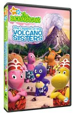 BackyardigansVolcanoDVD