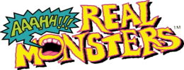 Real Monsters DVD logo