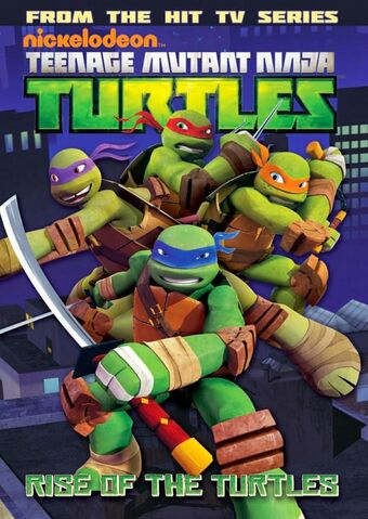 File:Teenage Mutant Ninja Turtles Rise of the Turtles Book.jpg