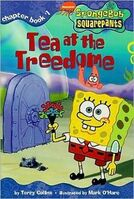 SpongeBob Tea at the Treedome Book