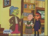Doug's Babysitter