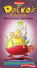 Rocko WithFriendsLikeThese VHS Sony