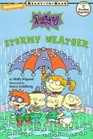 Rugrats Stormy Weather Book