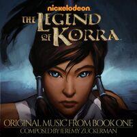 The Legend of Korra Book One Soundtrack