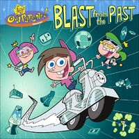 Fairly OddParents Blast From the Past Book