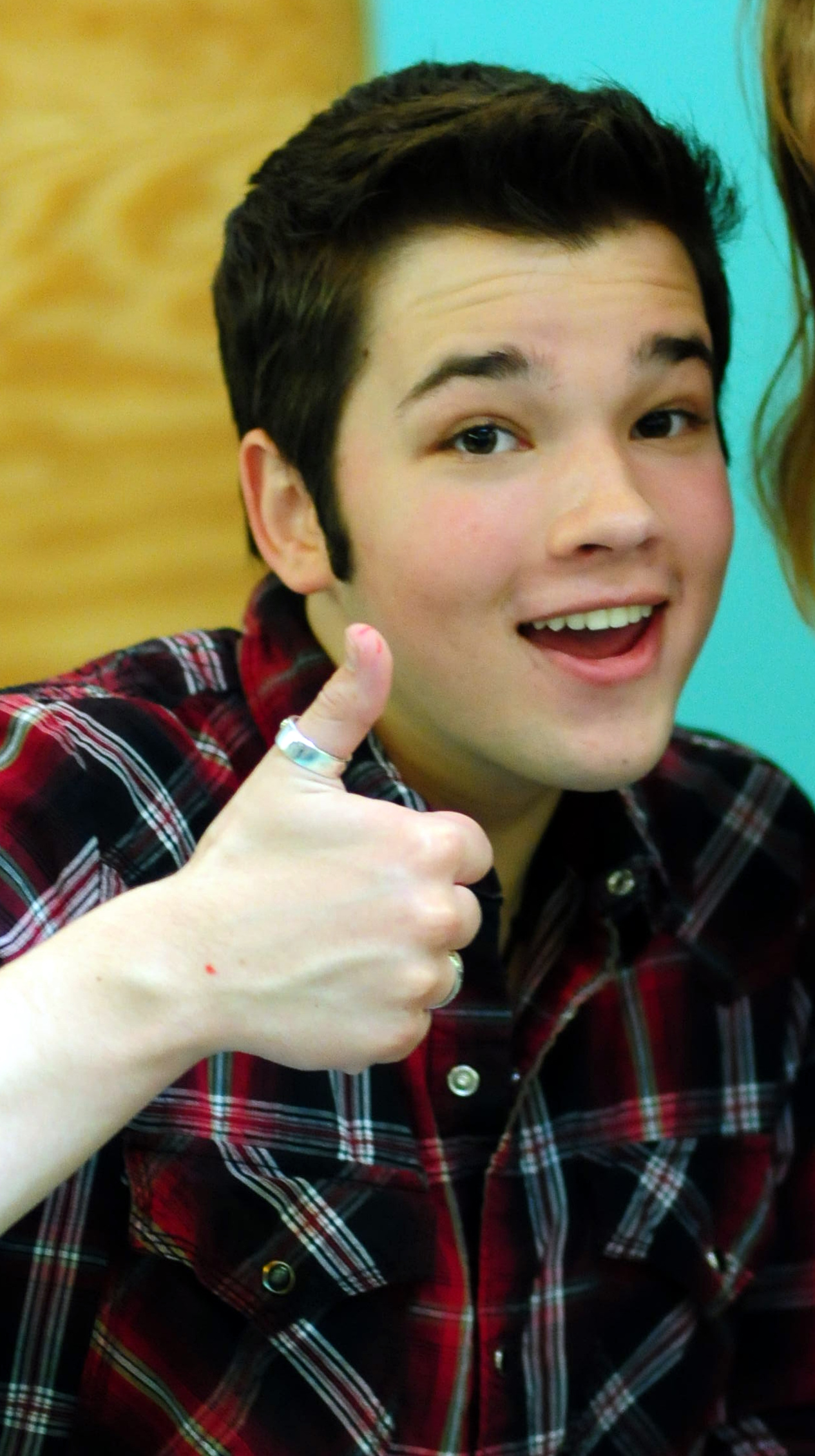 Nathan Kress Nickelodeon Fandom Powered By Wikia