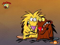 The Angry Beavers Wallpaper