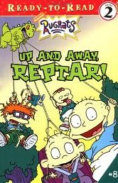 File:Rugrats Up and Away Reptar! Book.jpg