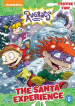 Rugrats Santa Experience UK 2015 reissue