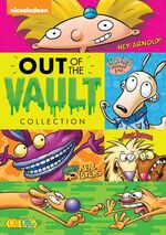 Out of the Vault Collection DVD